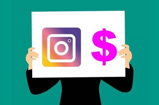 Como ser patrocinado no Instagram