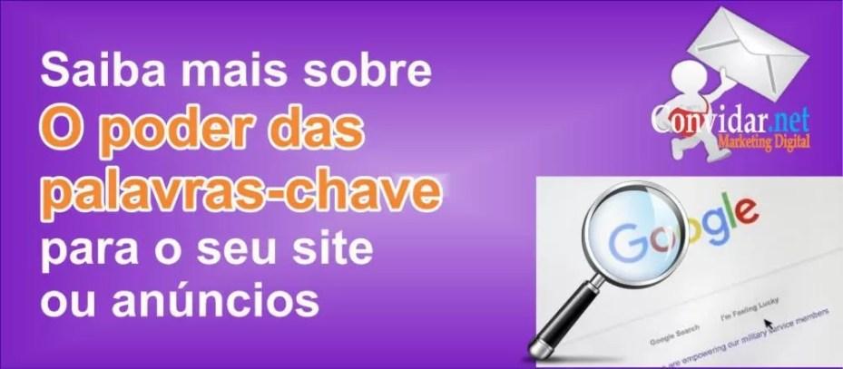 E-Book: O Poder Das Palavras-Chave