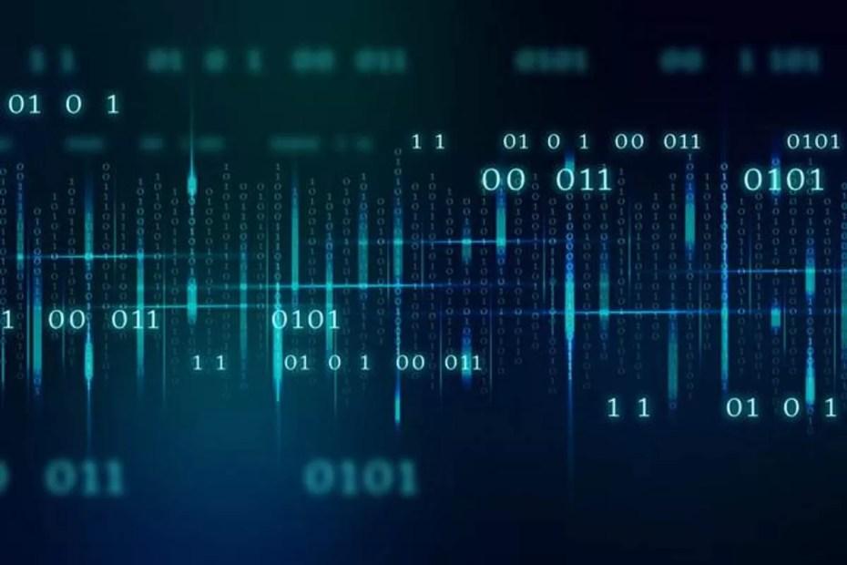 O que são algoritmos fluxo-de-design-de-codigo-binario
