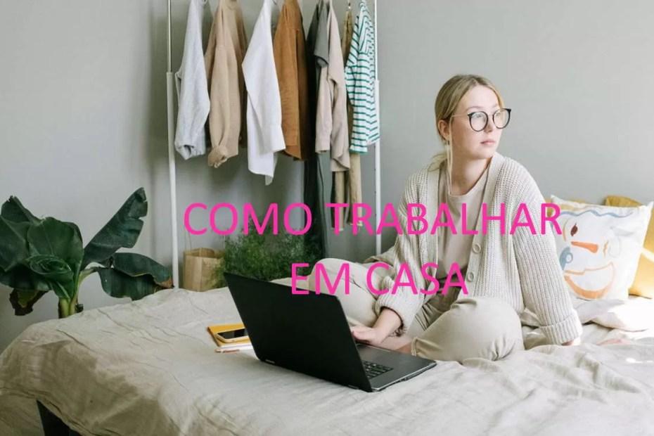 Negócio para trabalhar em casa