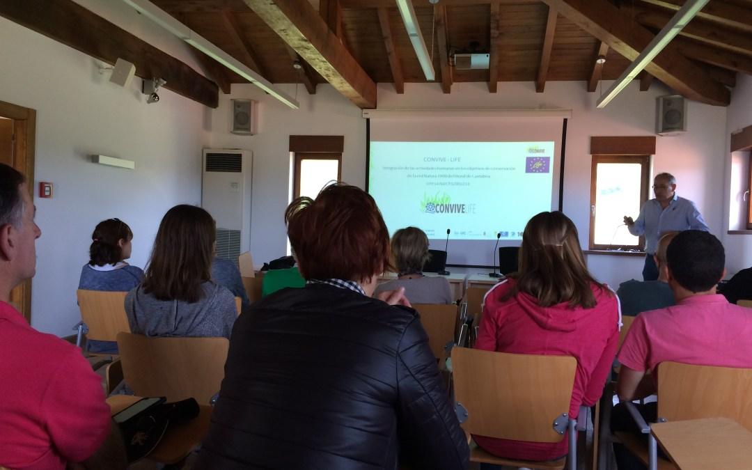 El proyecto Convive celebró el 25 Aniversario del Programa LIFE y la Red Natura 2000.