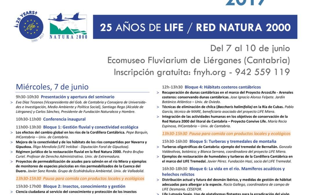 Presentamos el proyecto CONVIVE LIFE en la II semana Life Miera.