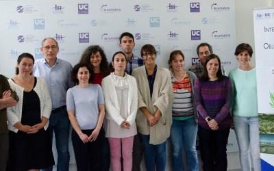 Hemos recibido la visita de la agencia EASME de la CE y el Consorcio Neemo para conocer las actuaciones del proyecto CONVIVE LIFE.