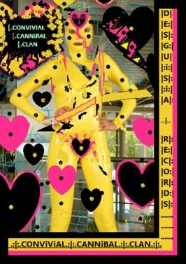 Yellow Gimp - )C)C)C)