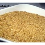 Como preparar Gomasio en casa