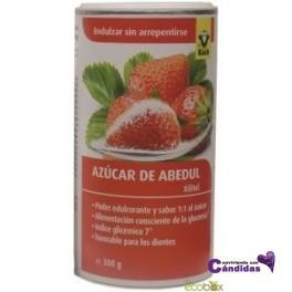 Azúcar de abedul (xilitol)  edulcorante natural sustitutos del azucar para candidiasis
