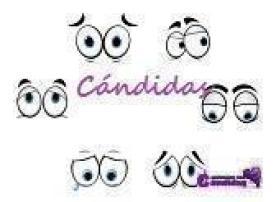 Candidiasis en otros ojos