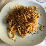イタリアトスカーナ地方シエナのレストランTaverna di Cecco