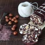ユーニークなラッピング!バレンタインやイースターにおすすすめのチョコレートサラミ