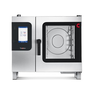 Convotherm combi oven 6.10 C4eT GB easyTouch gas boiler