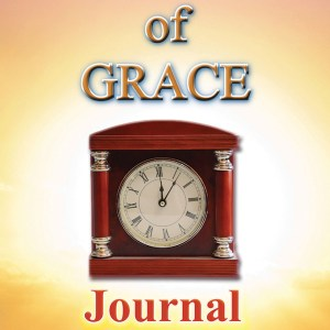 Six Minutes of Grace Journal front cover