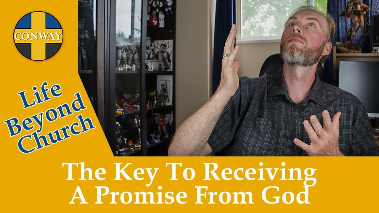 The Key To Receiving a Promise From God