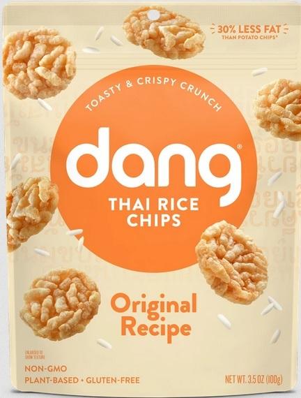 Dang Thai Rice chips