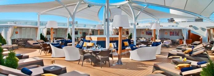 Seabourn Encore - Cruise Ships