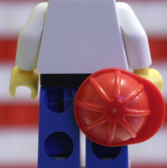 Bruce Legosteen