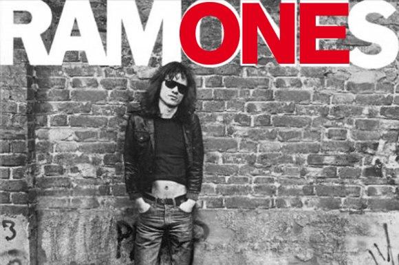 Ramone alone