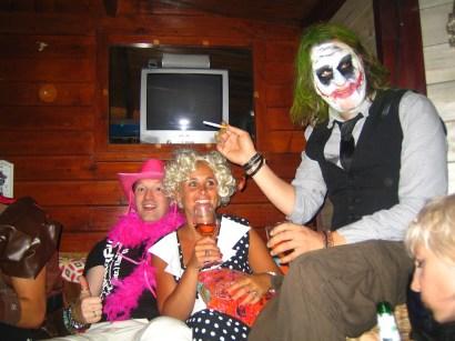 Joris, Inge en Friso