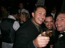 Sheldon, Adam and Dimitri