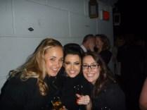 Inge, Anita and Rebecca