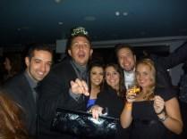 Adam, Sheldon, Anita, Rebecca, Inge and me