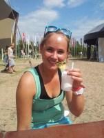 PinaColada Cocktail om Lowlands te starten!