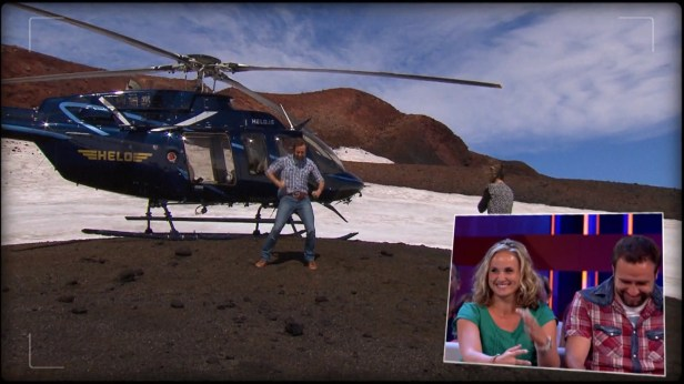 Dansen op een vulkaan nr. 2 Puur geluk, RTL4, Endemol, Staatsloterij, IJsland, Dimitri, Inge