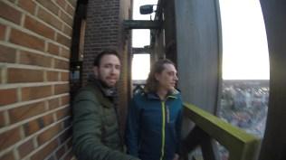 GoPro selfie