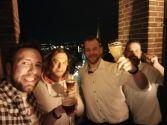 De Twee Wezen bedankt voor de gezelligheid en biertjes!