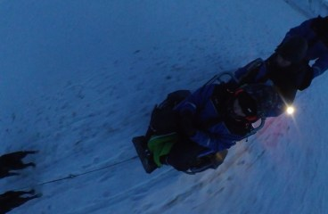 Husky Tocht – Svalbard