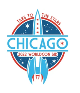 Chicago Worldcon Logo for 2022 bid