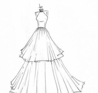 Cual Es El Vestido Mas Lindo De Dibujo