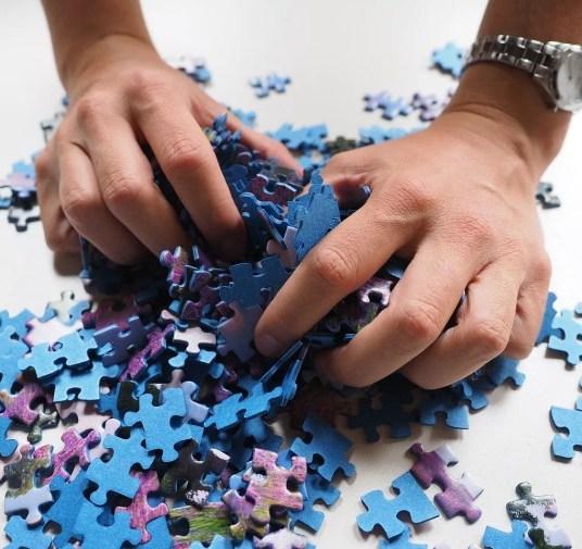 Build Your Company Like a Jigsaw Puzzle