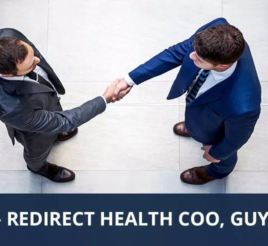 Ep. 39 – Redirect Health COO, Guy Berry
