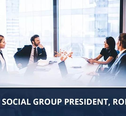 Ep. 54 – Sport & Social Group President, Rob Davies