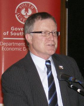 Hon Paul Holloway MP
