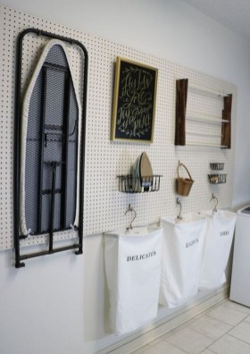Genius Laundry Room Storage Organization Ideas 06