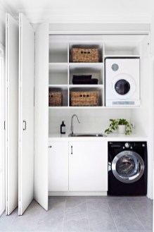 Genius Laundry Room Storage Organization Ideas 21