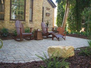 Gorgeous Front Yard Courtyard Landscaping Ideas 42