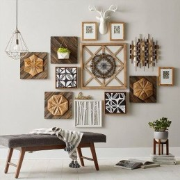 Gorgeous Wall Decor Collections For Your Apartment 28
