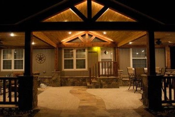 Great Front Porch Addition Ranch Remodeling Ideas 16
