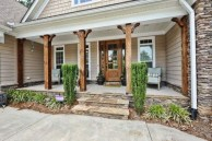 Great Front Porch Addition Ranch Remodeling Ideas 22