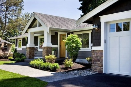 Great Front Porch Addition Ranch Remodeling Ideas 38