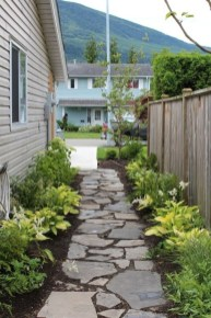 Stunning Front Yard Path Walkway Design Ideas 01