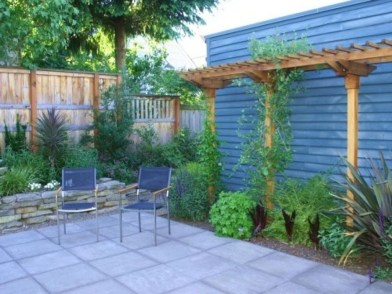 Amazing Scandinavian Backyard Landscaping Ideas 43