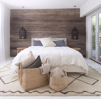 Awesome Farmhouse Style Master Bedroom Ideas 35