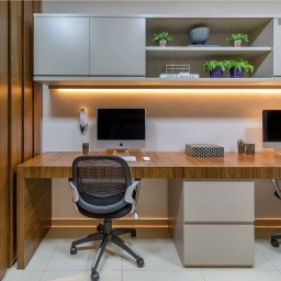 Beautiful Contemporary Office Design Ideas 22