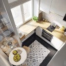 Beautiful Modern Small Apartment Design Ideas 50
