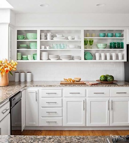 Best Ways To Organize Kitchen Cabinet Efficiently 11