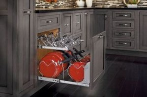 Best Ways To Organize Kitchen Cabinet Efficiently 12