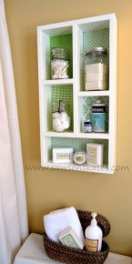 Cheap Decorative Box Shelves Ideas 42